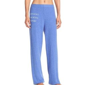 """Wildfox """"Midnight Snacking Expert"""" Pants"""